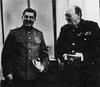 Черчиль о Сталине.