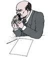 Чому Ленін  так любив чорнильниці