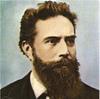 Вильгельм Конрад Рентген.