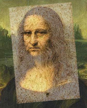 картини леонардо да винчи: